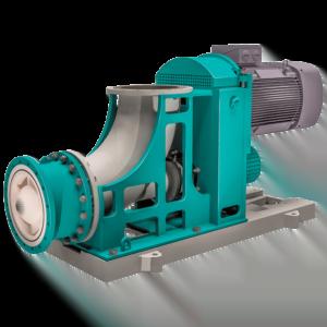 Wernert-Pumpen centrifugalpump typ ROPP