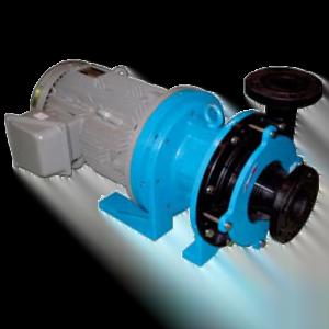 Texel magnetdriven centrifugalpump typ MEP-080 max flöde 1040 l/min