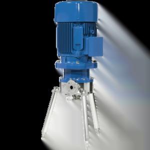CP magnetdriven centrifugalpump typ MKP-Bio