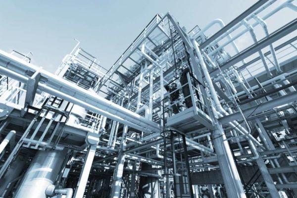 Pumpar för kemiindustri